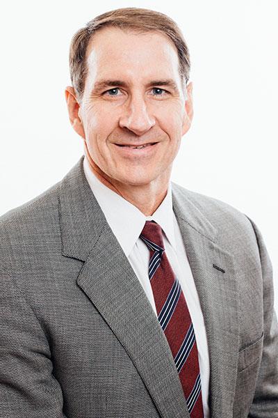 Attorney James McGhee